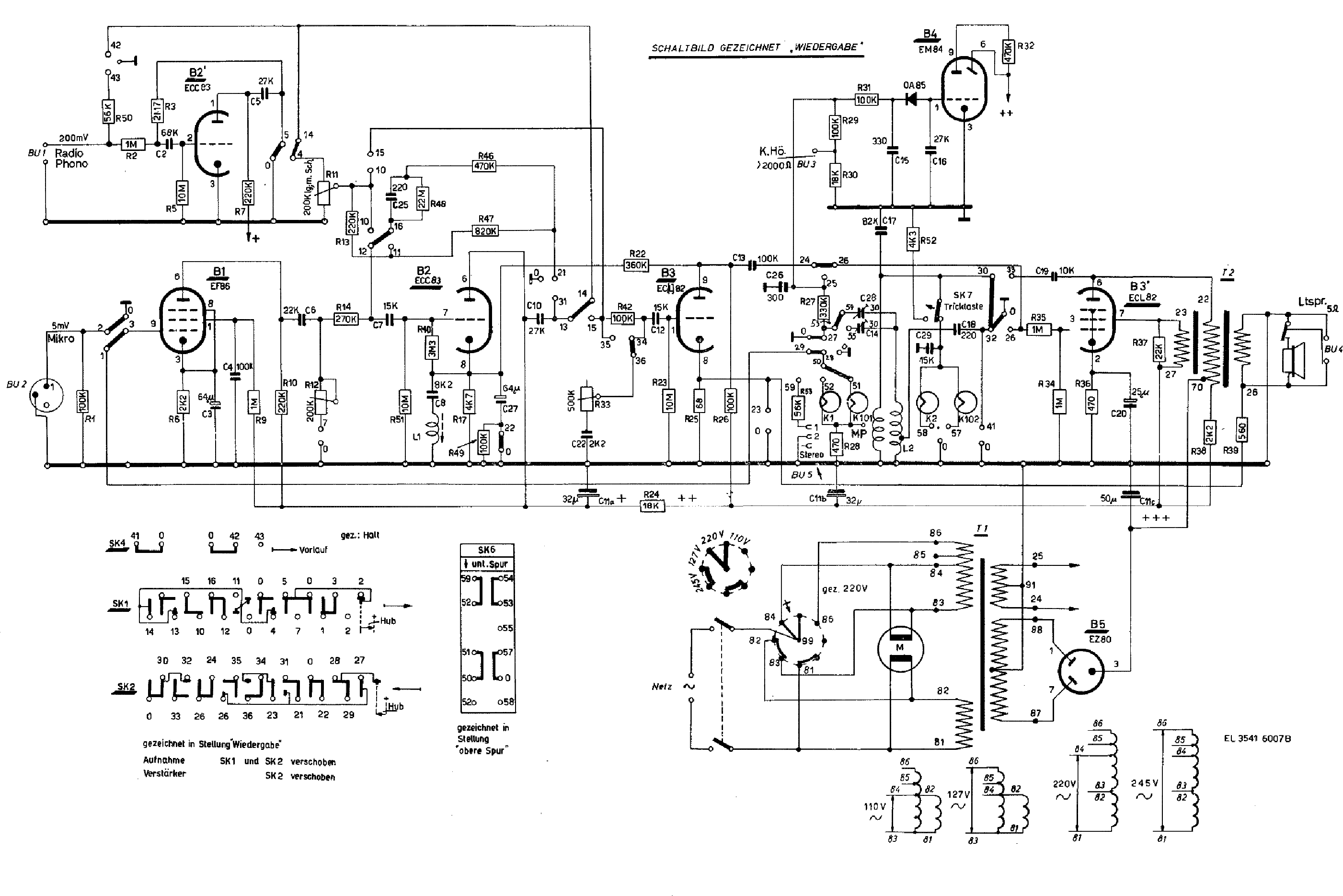 philips el3541 recorder sch service manual download  schematics  eeprom  repair info for