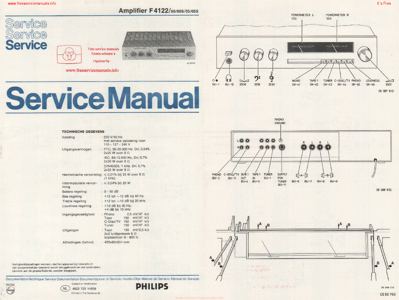 Sharp lc65d93u service manual -=preview