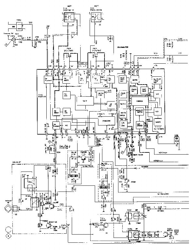 Philips Az302s Az302 Ver 1 3 Service Manual Download Schematics