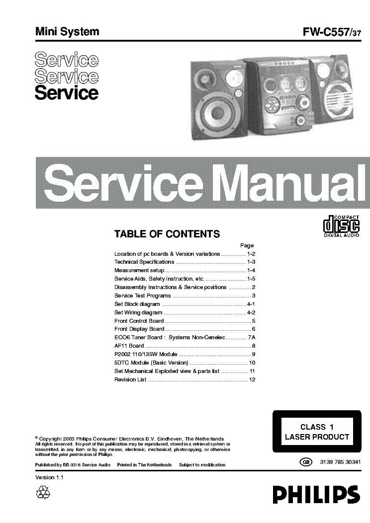 philips mx3550d mx3600d mx3700d mx3800d supplement service manual rh elektrotanya com Philips Electronics Manuals Philips Universal Remote SRP2003 27 Manual