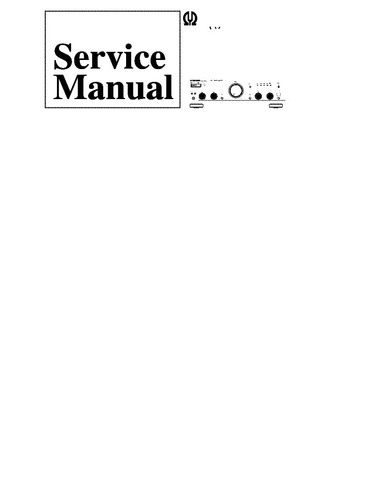PIONEER A-D5A SMD98-227B service manual (1st page)