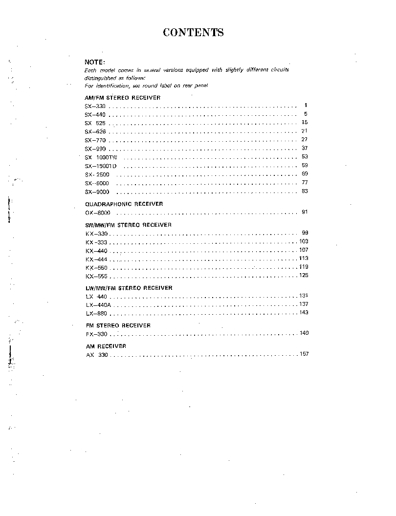 PIONEER CIRCUIT DIAGRAMS VOLUME 3 service manual (2nd page)