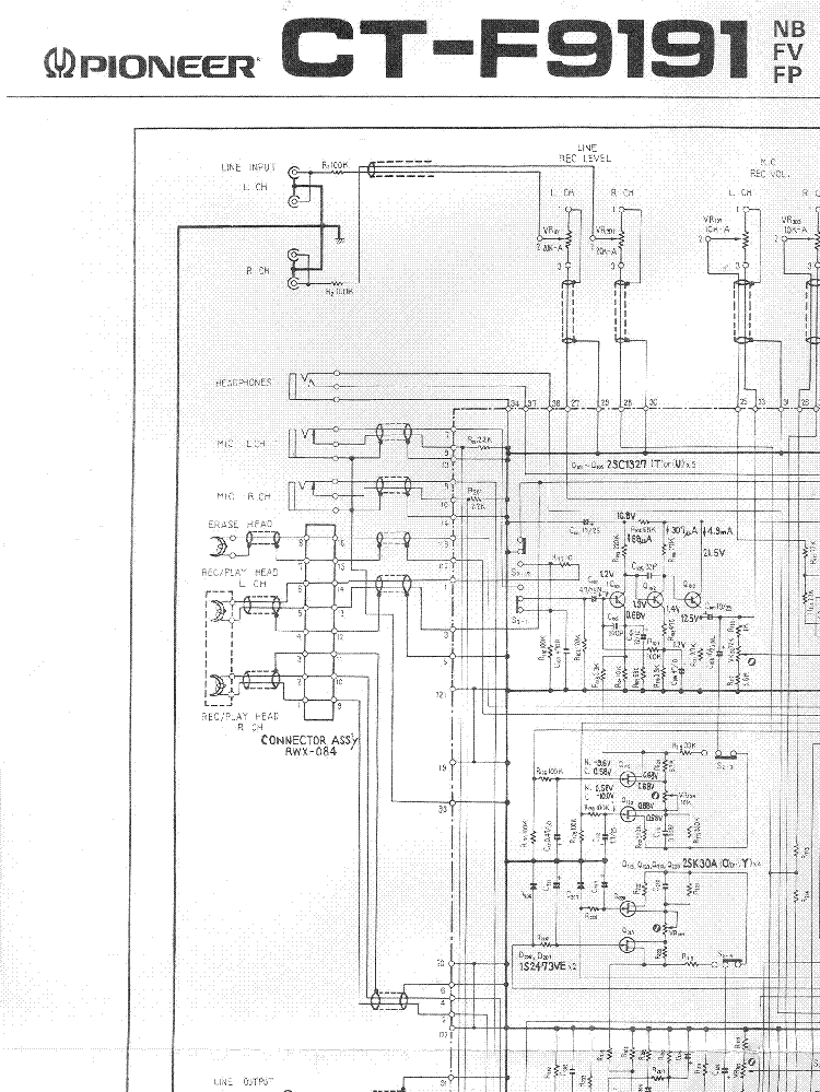 pioneer deh p860mp wiring diagram   33 wiring diagram