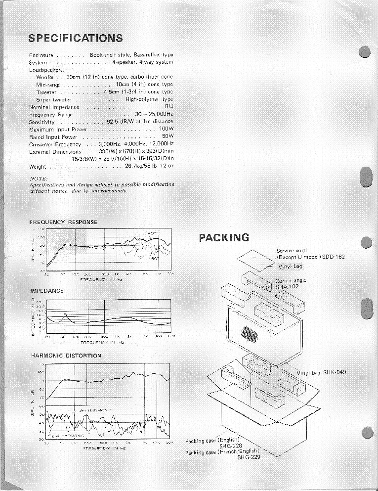 Pioneer Hpm 100 Sm Service Manual Download Schematics Eeprom