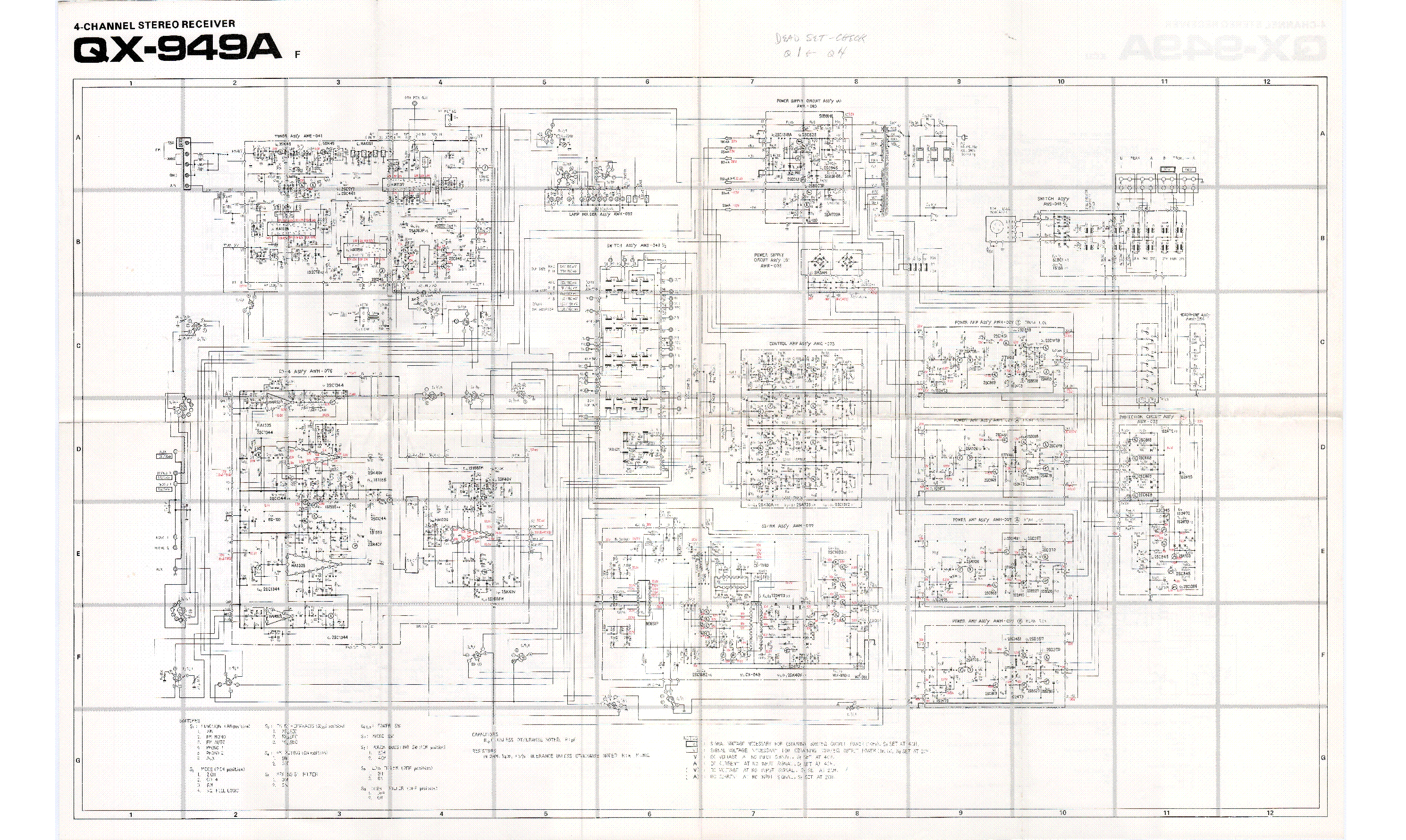 Unicell Wiring Diagram additionally Morgan 4 Wiring Diagram also Unicell Wiring Diagram moreover Tennant Wiring Diagram likewise Wiring Diagram For Pioneer X2700bs. on unicell wiring diagram
