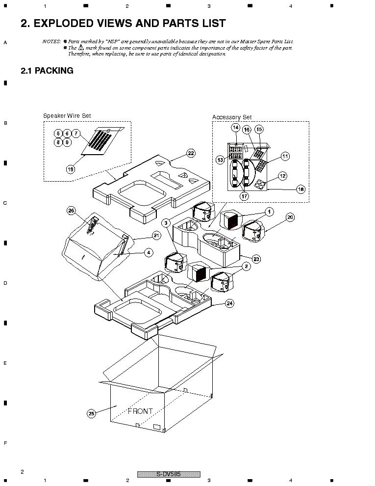 Wiring Diagram For Pioneer Kp 500