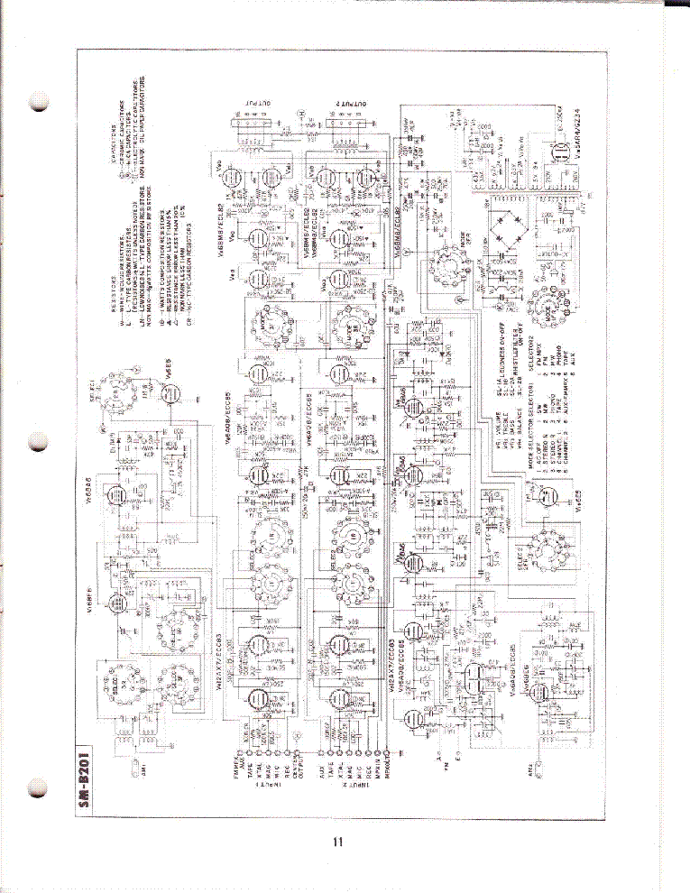 Pioneer Sa 9500 Stereo Lifier Service Manual Download Schematics Bose Radio Schematic: Pioneer Deh 1300mp Wiring Harness Diagram At Johnprice.co