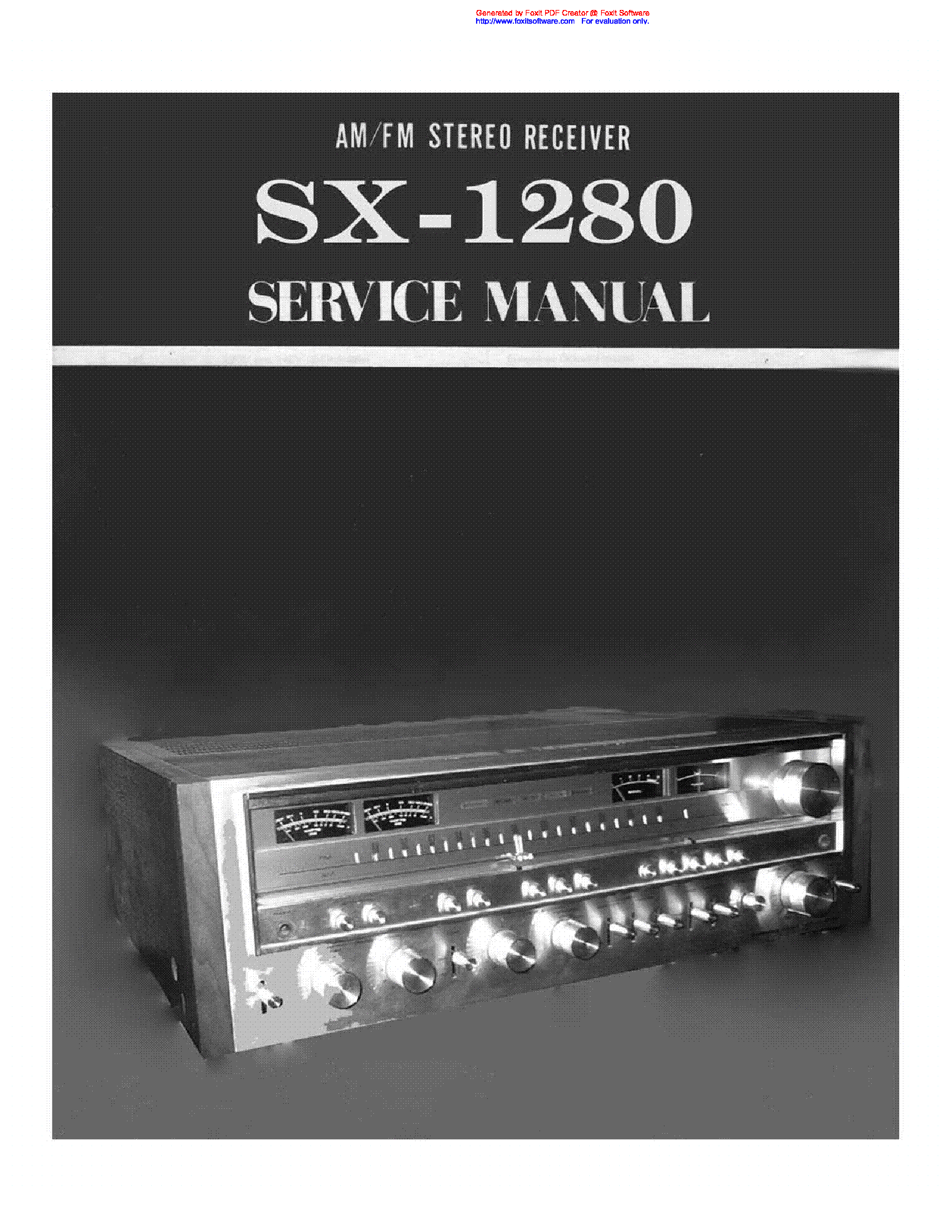Pioneer Sx