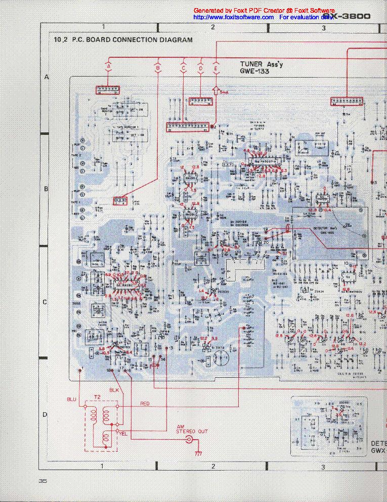 pioneer sx 3800 sch service manual download schematics eeprom rh elektrotanya com Pioneer VSX 920 Review Ruud Service Manuals