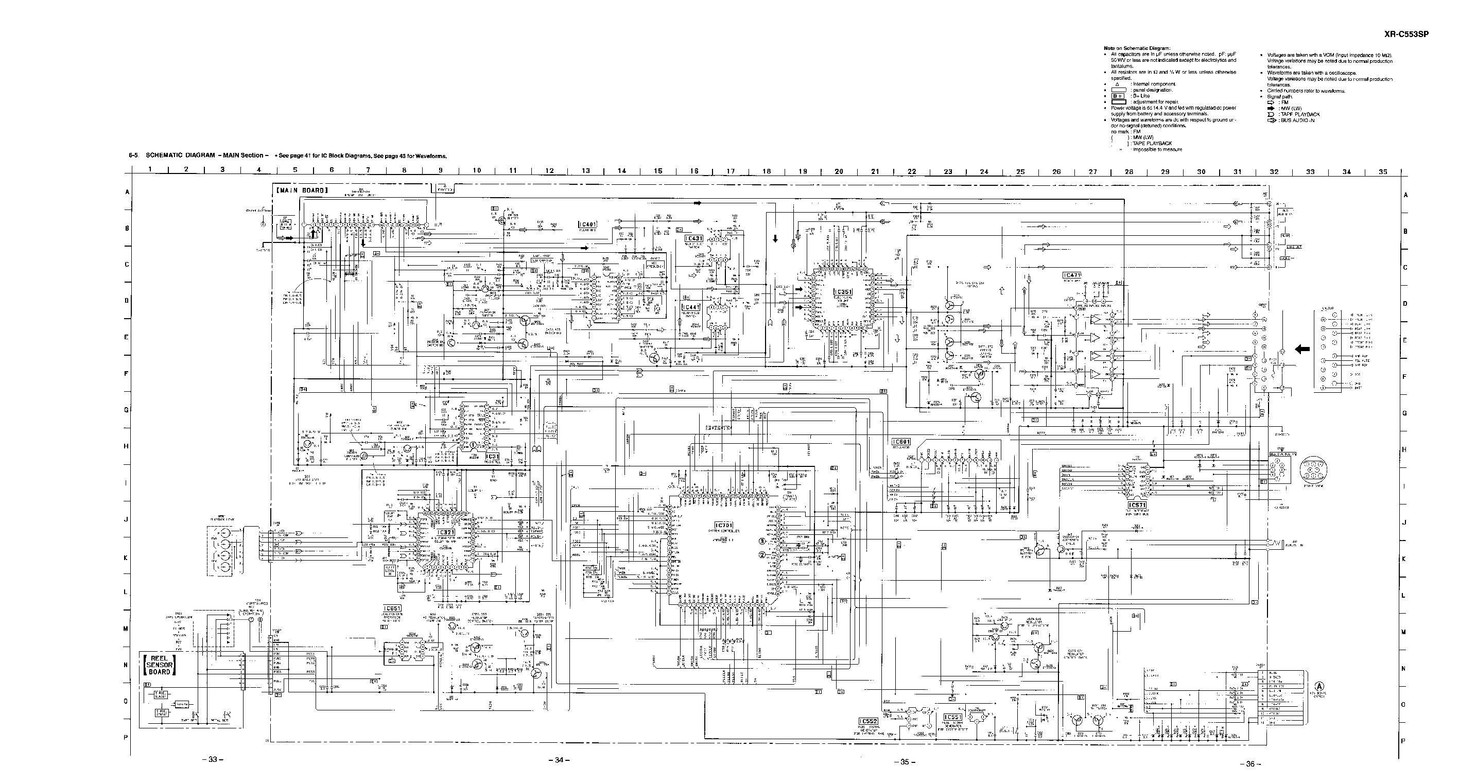 pioneer xc l77 service manual download schematics eeprom repair