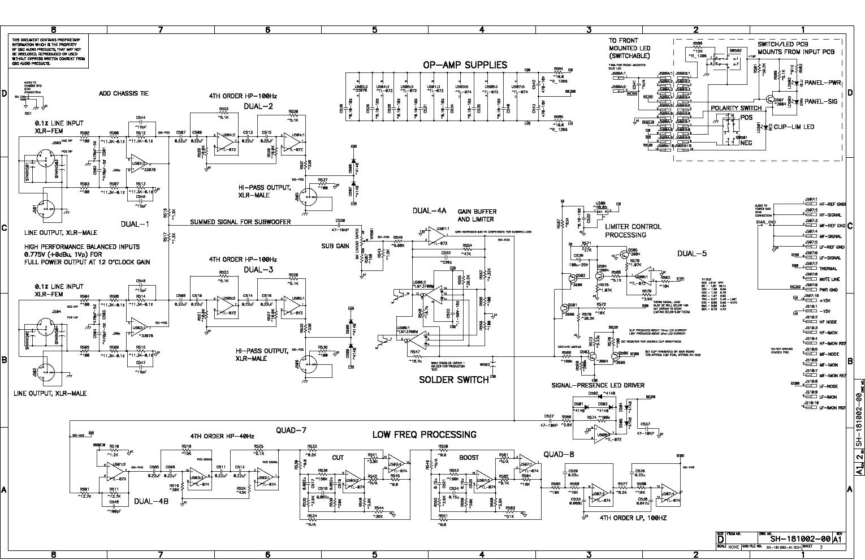 QSC GX3 User Manual