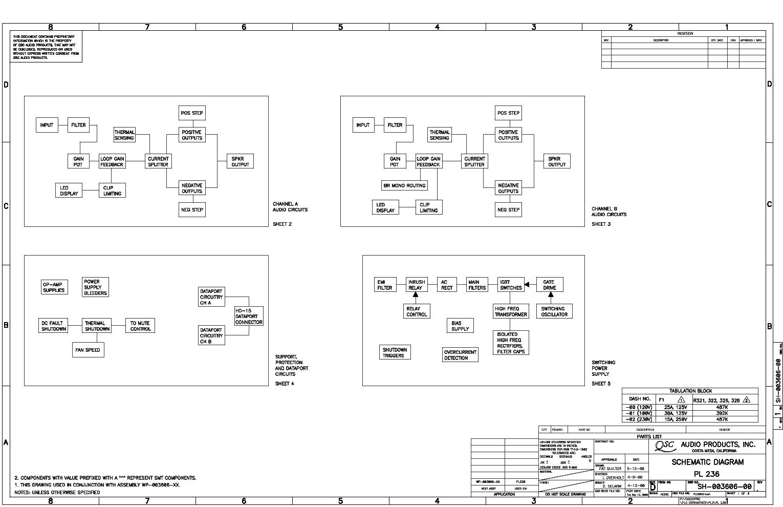 qsc pl236 service manual download schematics eeprom repair info rh elektrotanya com