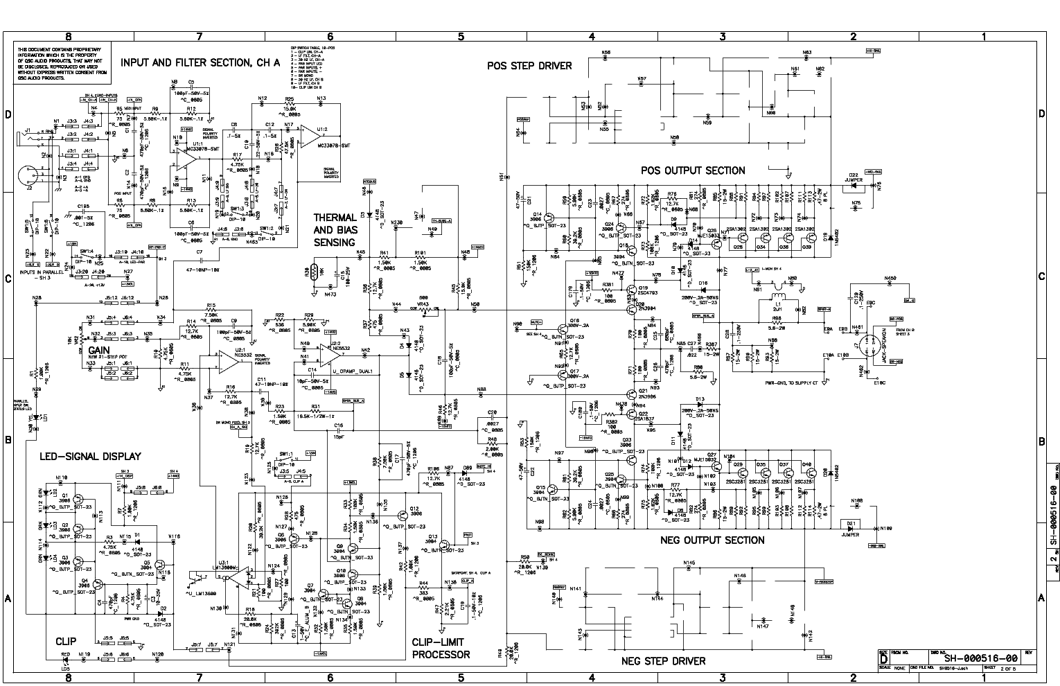qsc_plx1602.pdf_2 Qsc Plx Schematic Diagram on isa 300ti, pl340 power supply, gx 3 amplifier, k-12 ksub, 1400 power amp, k10 speaker, usa 900 amplifier,
