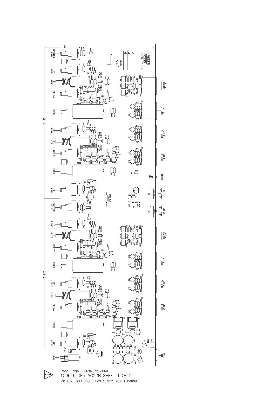 Rane Ac 23 Active Crossover Schematic Wire Center Cp 52 Sch Service Manual Download Schematics Eeprom Repair Rh Elektrotanya Com Stereo
