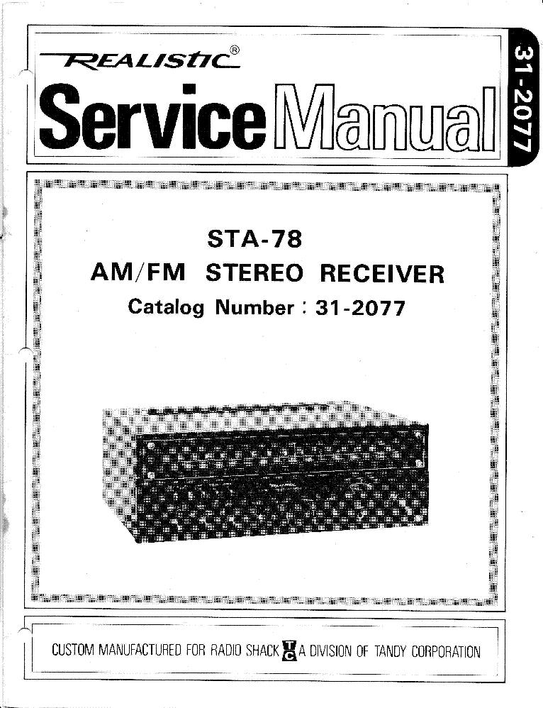 realistic repair manual