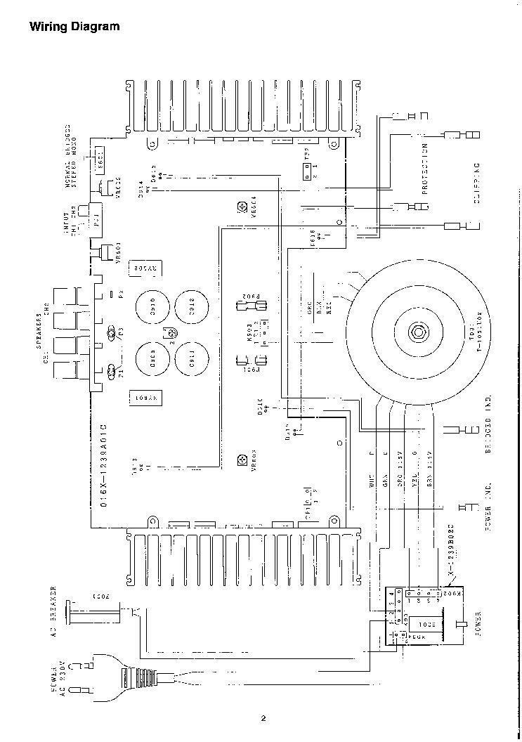 Tv Circuit Bgard Repair Diagram - All Diagram Schematics