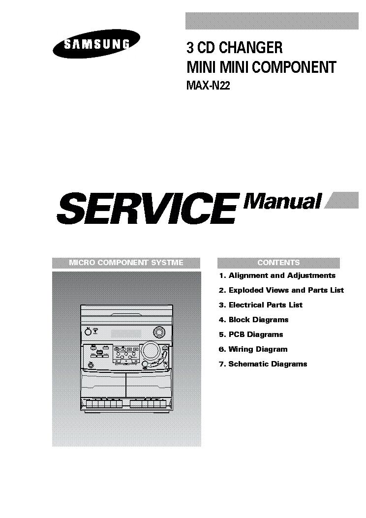 SAMSUNG MAX-N22 SM