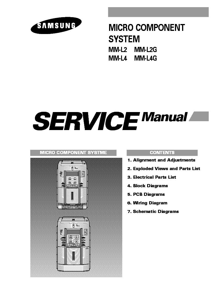 SAMSUNG MM-L2G L4G SM service