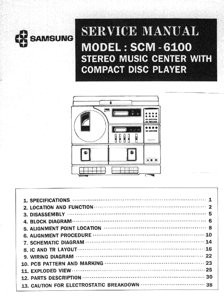 samsung ht d4500za sm service manual download schematics eeprom repair info for electronics. Black Bedroom Furniture Sets. Home Design Ideas