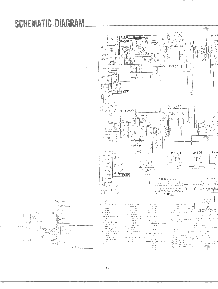 Sansui au-9500 service manual download, schematics, eeprom, repair.