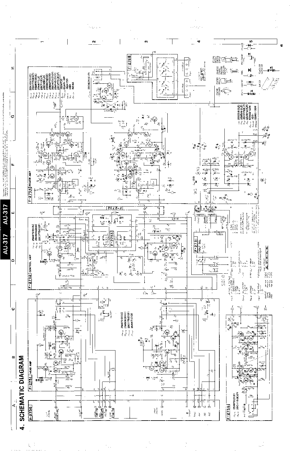 sansui au317 service manual download schematics eeprom repair rh elektrotanya com Sansui TU 217 Sansui TU 317