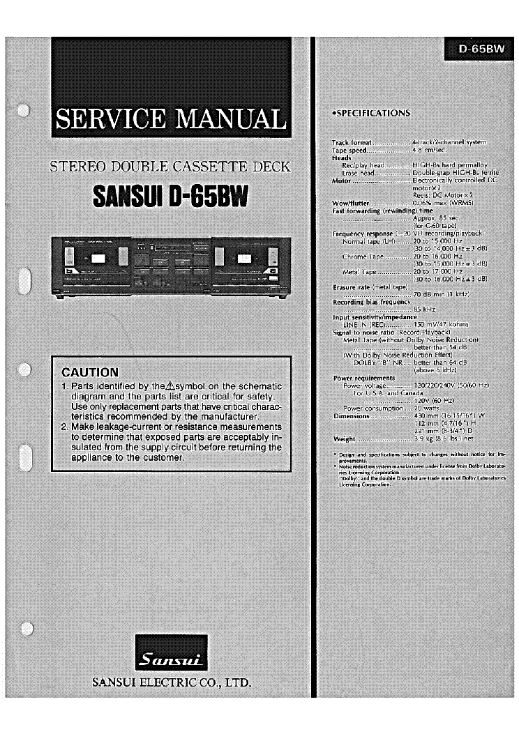 sansui rz3700 rz5700 rz7700 receiver service manual download rh elektrotanya com