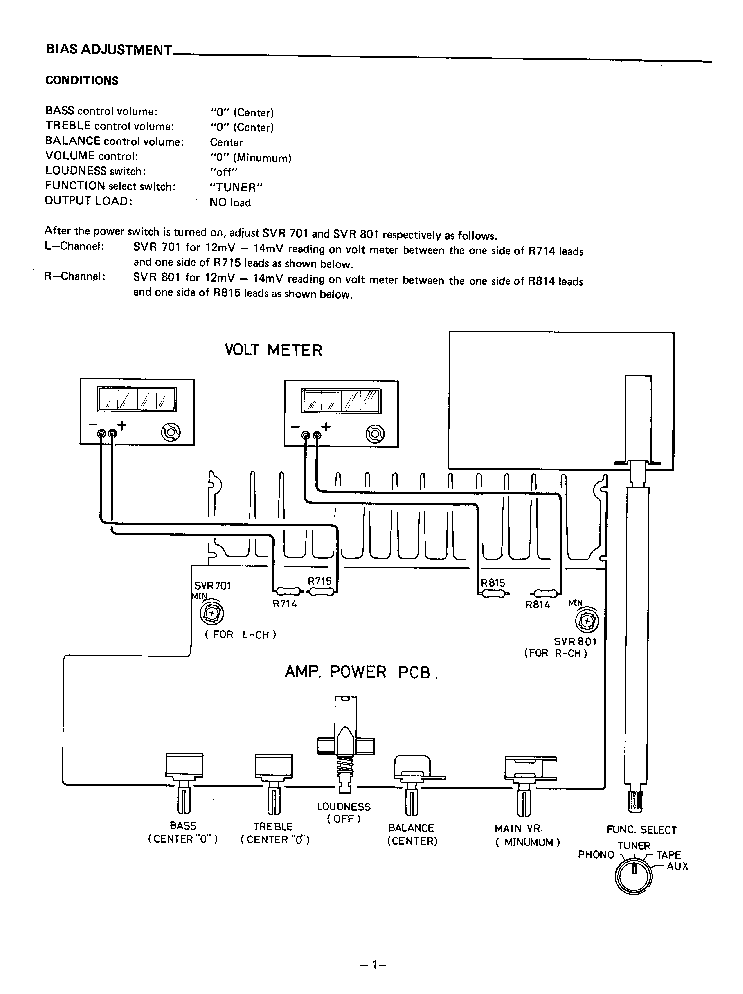Sanyo A10 Amplifier Service Manual Download Schematics Eeprom