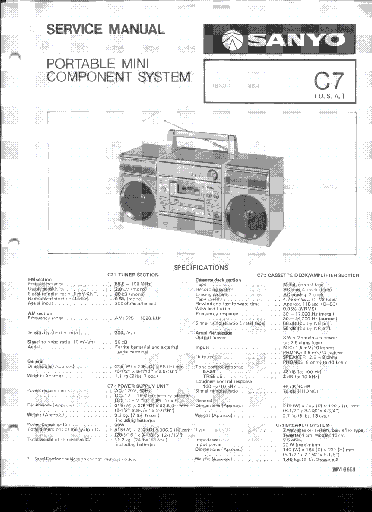 Build A Portable Sound System Manual Guide
