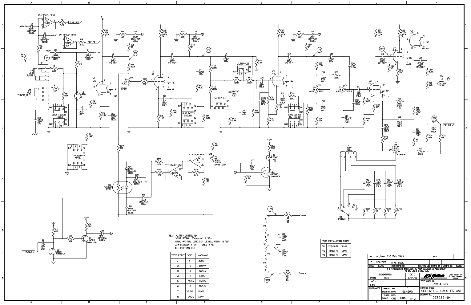 scm electronics svt3pro sch service manual download  schematics  eeprom  repair info for