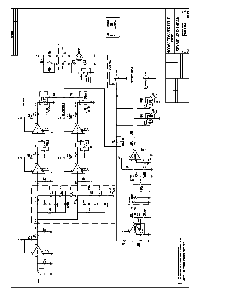 Seymour Duncan 84 50 Schematic - ~ Wiring Diagram Portal ~ •