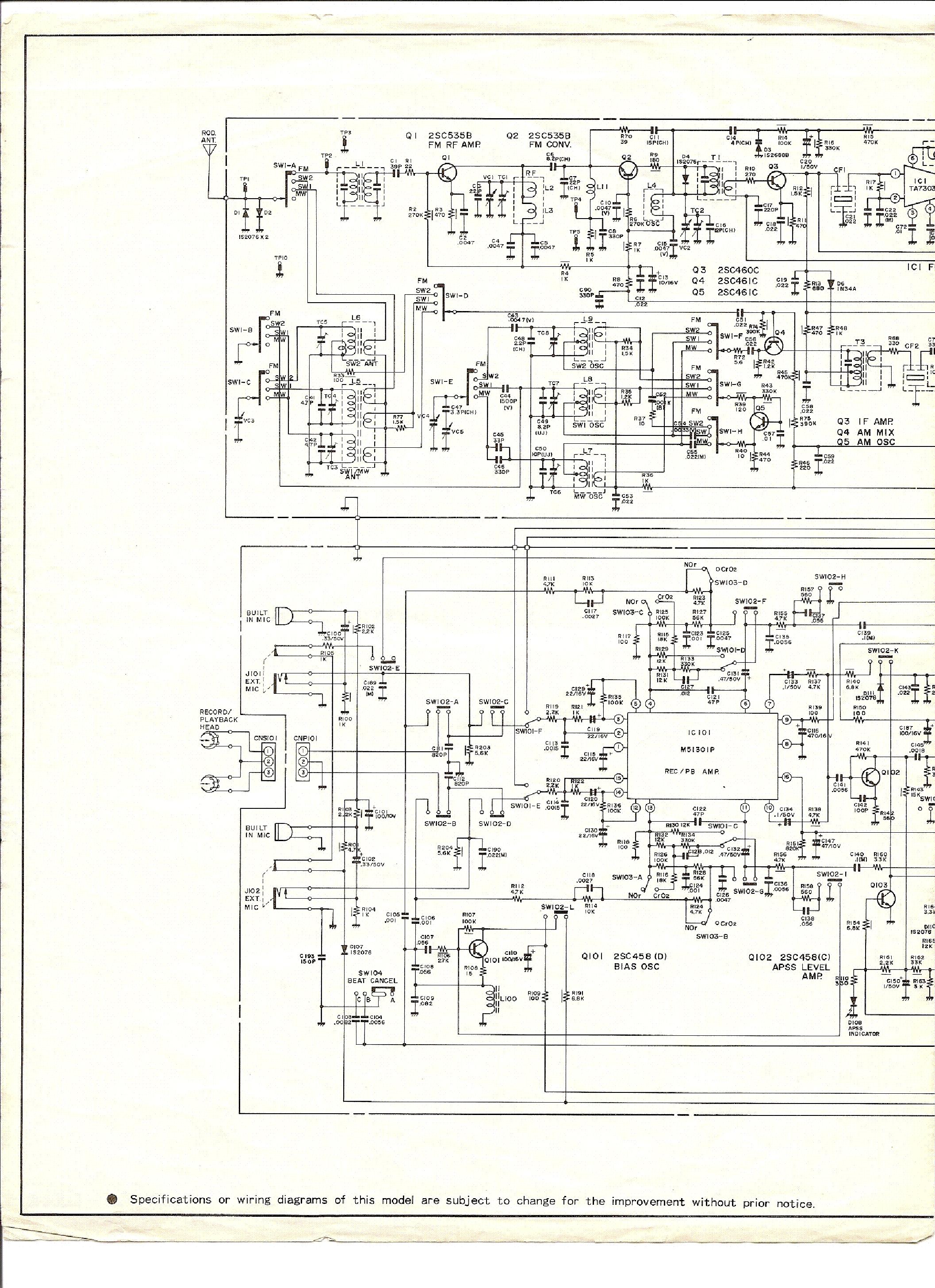 SHARP GF-6060X SCH