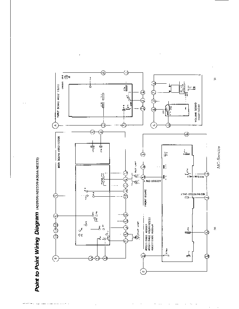 ad244 alternator wiring diagrams wire for 5 wire regulator