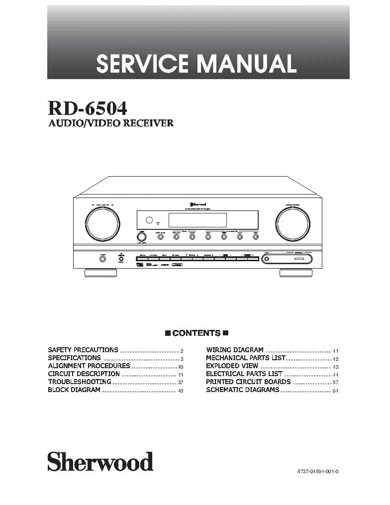 Sherwood Ax 5103 Service Manual Download Schematics Eeprom Repair Audio Video Schematic Diagram