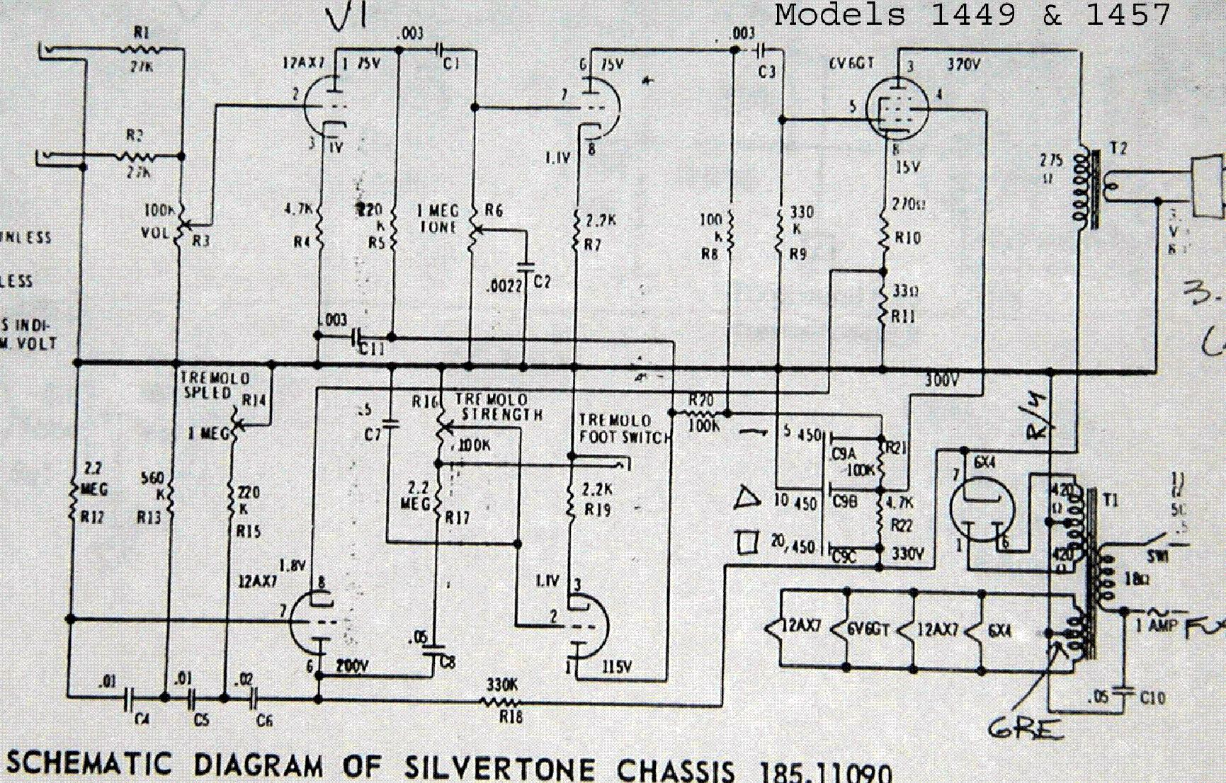 silvertone 1449 1457 sch service manual download schematics eeprom rh elektrotanya com