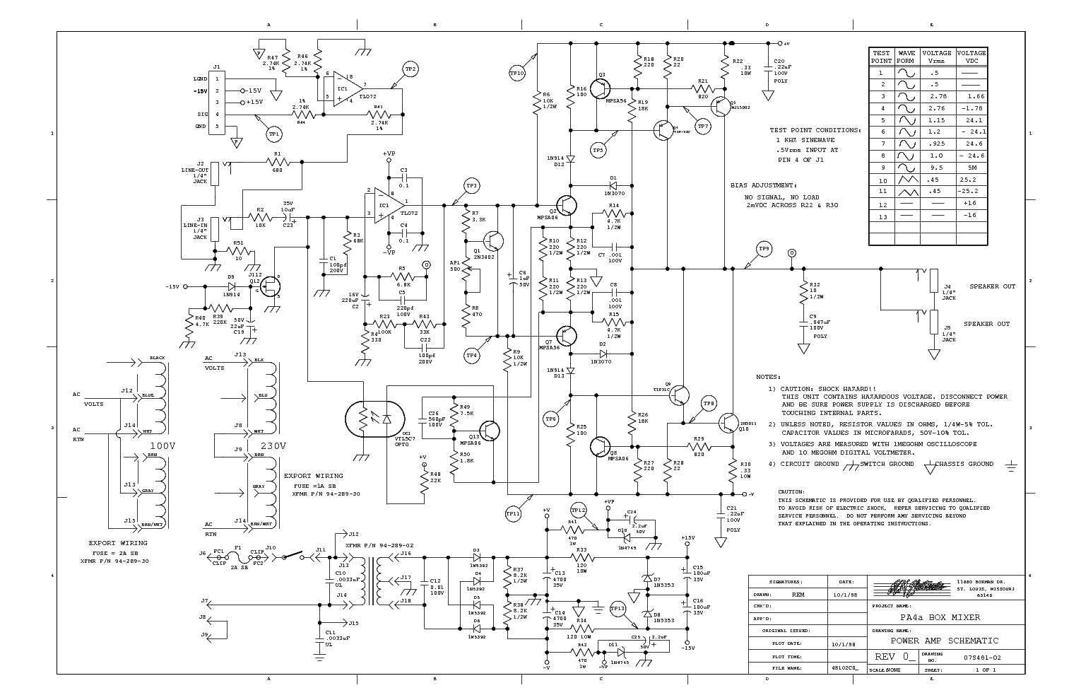 Crate Bass Guitar Wiring Schematics Diagrams Diagram For Fender P Rfx65 Amp Best Site Harness