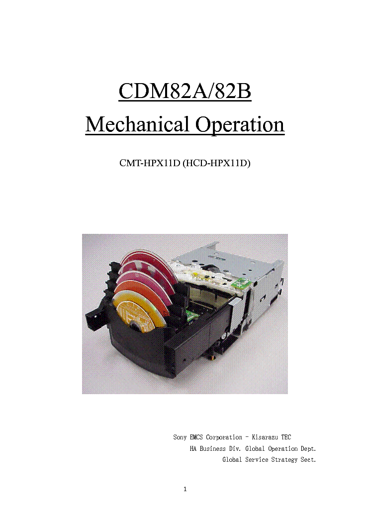 sony hdvf-20a operations manual pdf