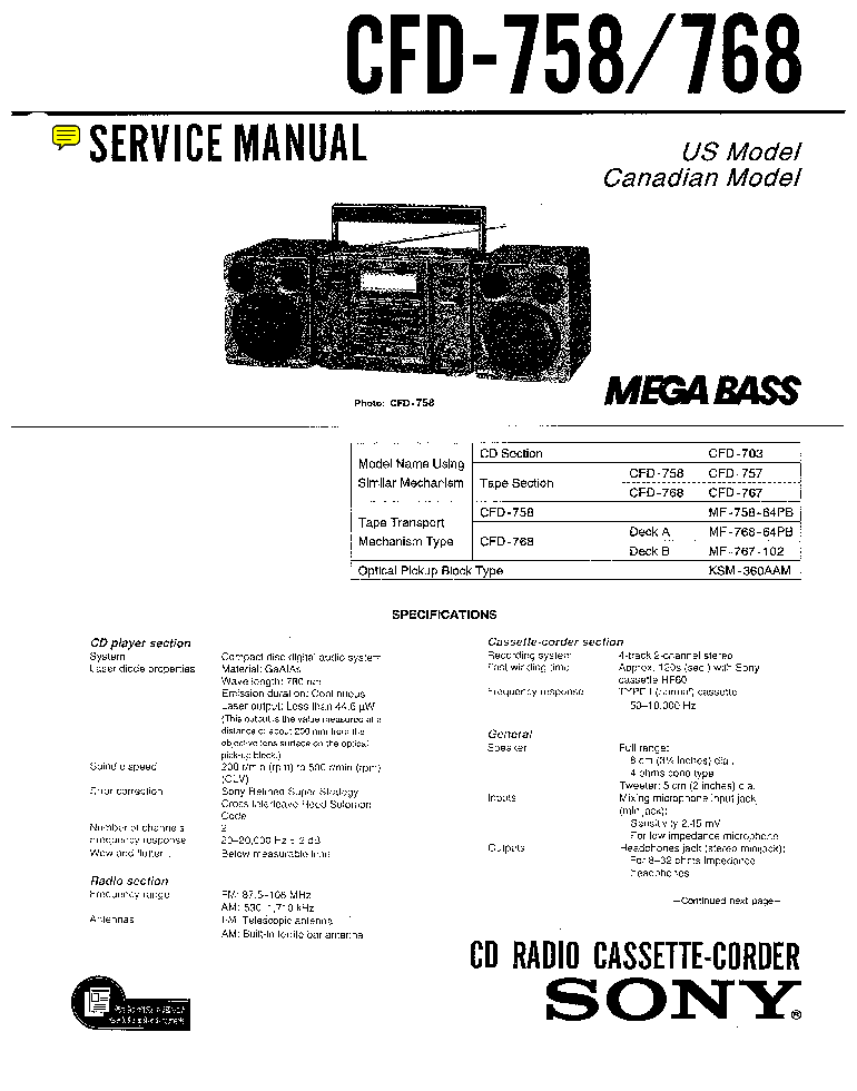 sony mex bt2700 bt2707e bt2750 service manual download, schematics