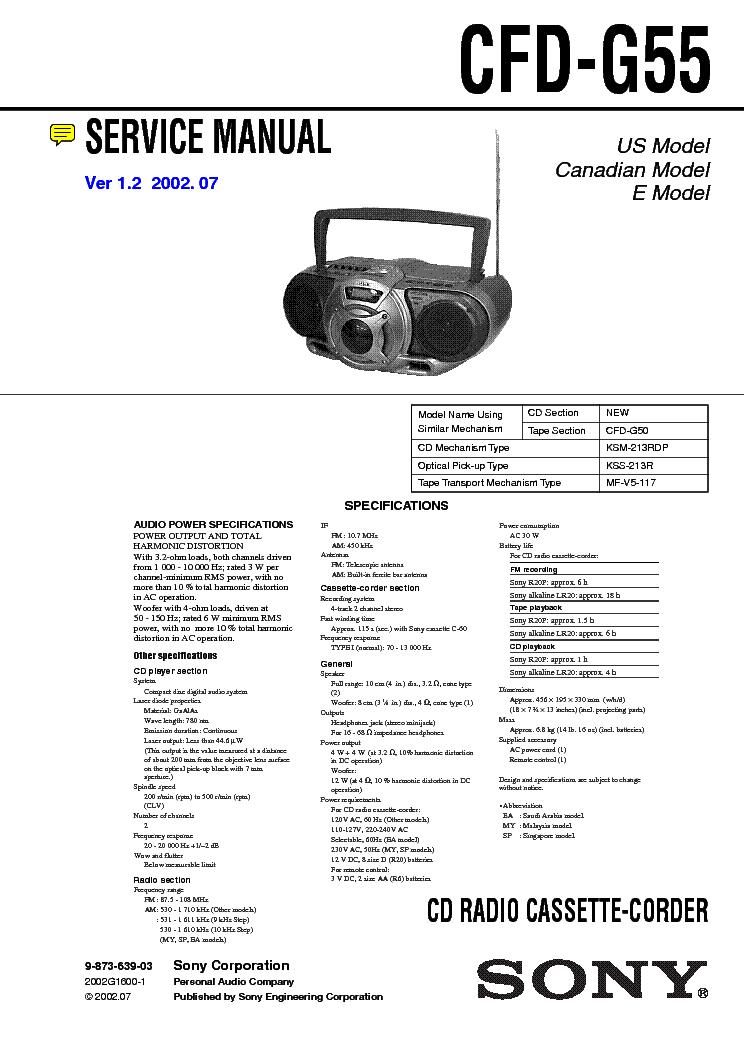 sony bravia 55 manual pdf