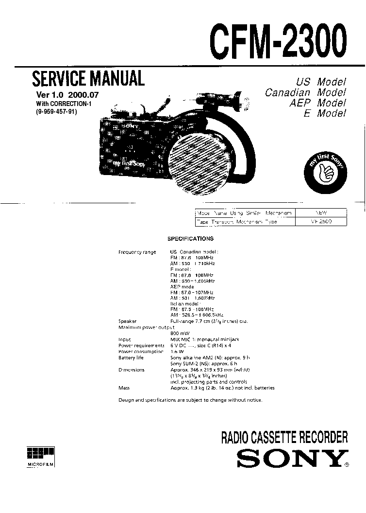 sony str-de485 manual pdf
