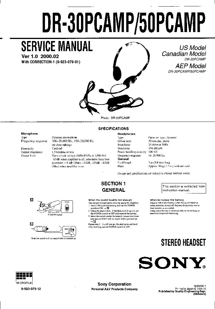 jvc bt22 manual