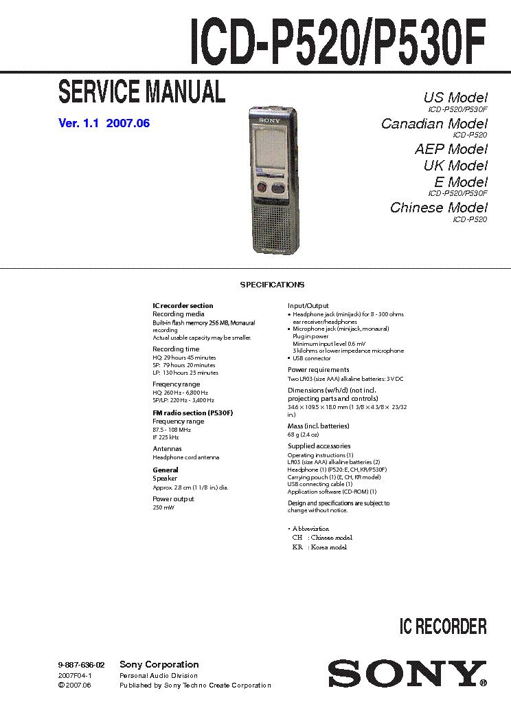 DRIVER: ICD-P520