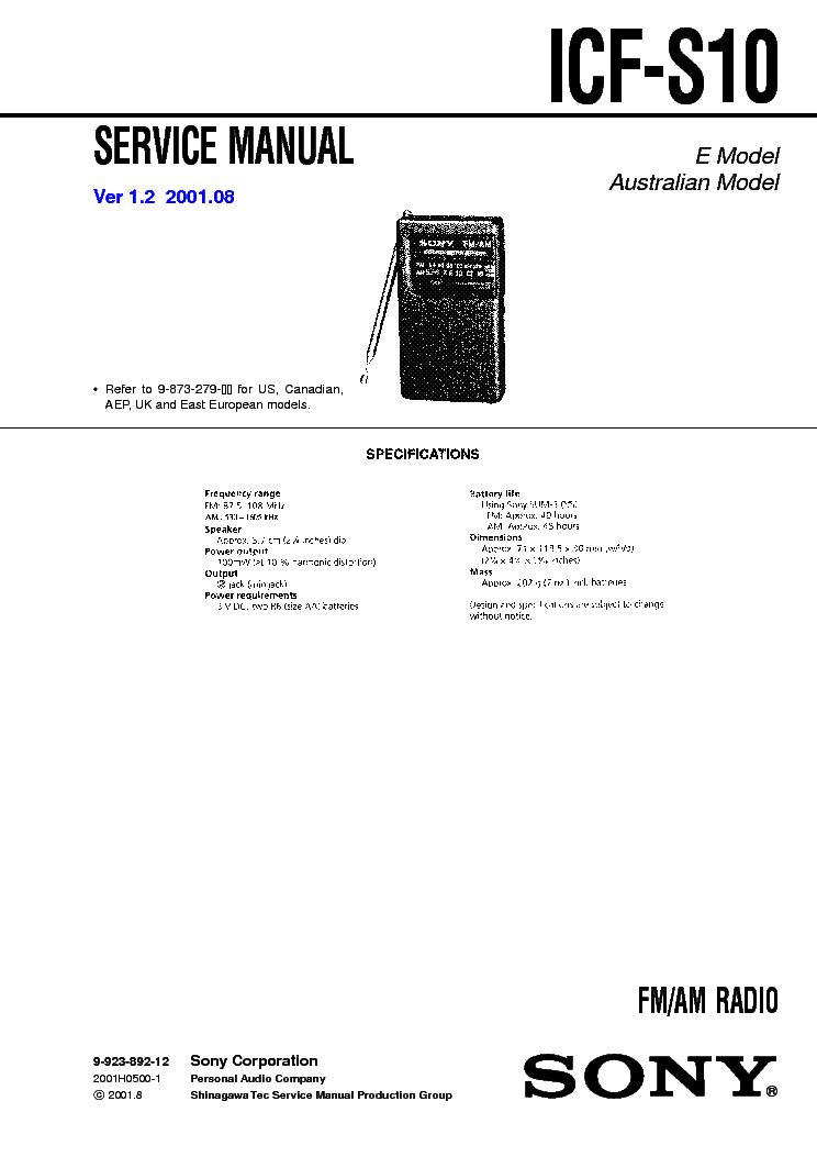 Free Repair Documents