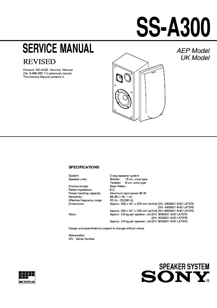 sony cdp 103 service manual download schematics eeprom repair rh elektrotanya com sony ev-a300 service manual sony ev-a300 service manual