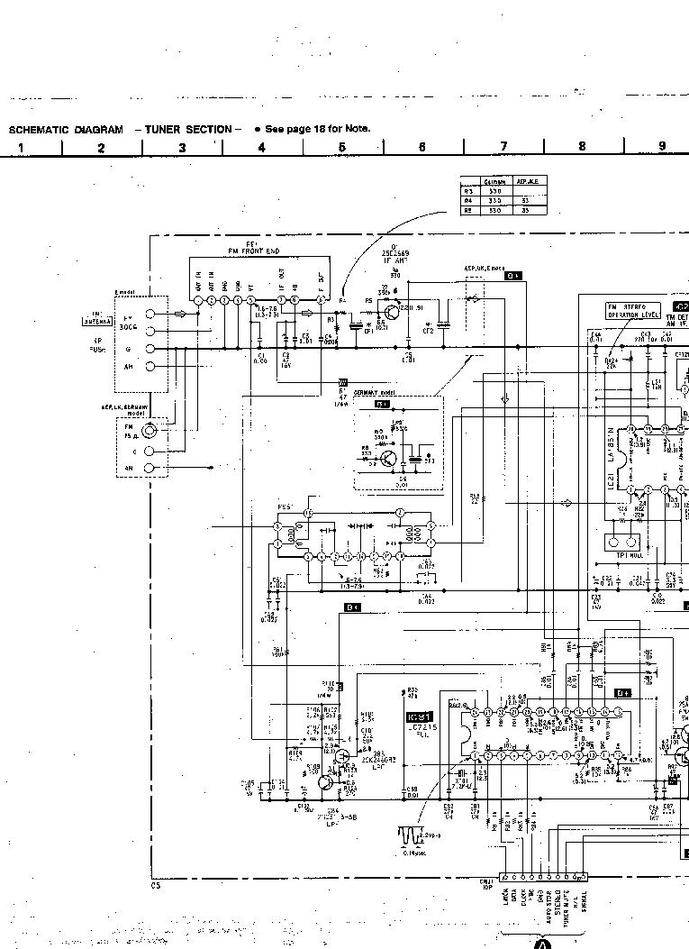 Схема sony cfd 370 325