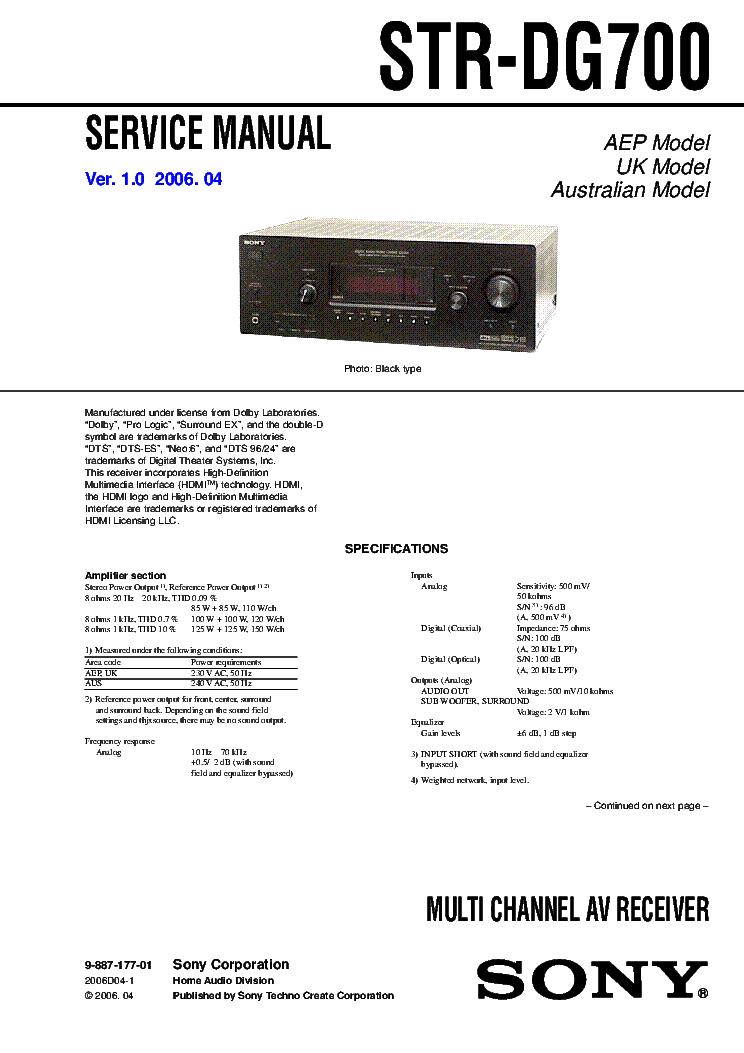 amp wiring diagram sony str dh520 wiring diagram