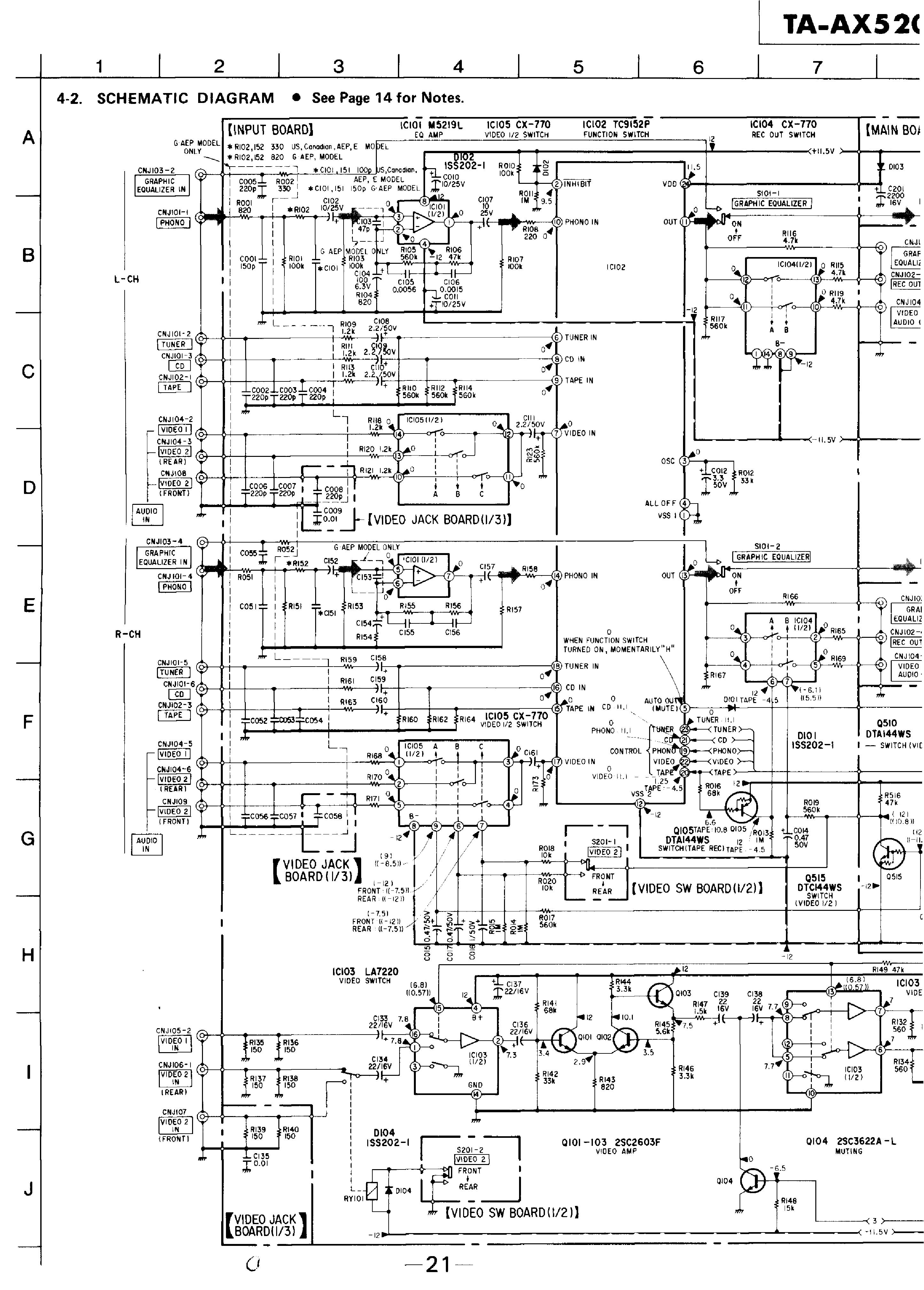Sony Amplifier Circuit Diagram Electrical Wiring Diagrams Index 29 Audio Seekiccom Schematics Trusted U2022 Mos Fet