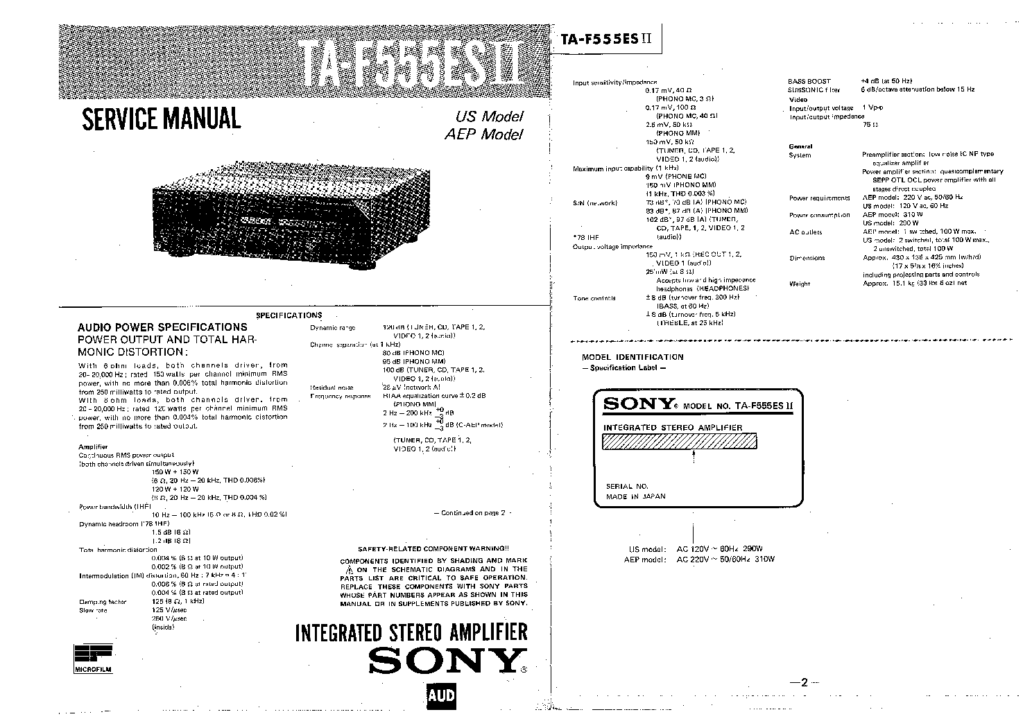 Sony Handycam HDR-CX manual