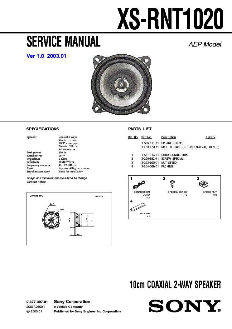 how to make a speaker pdf