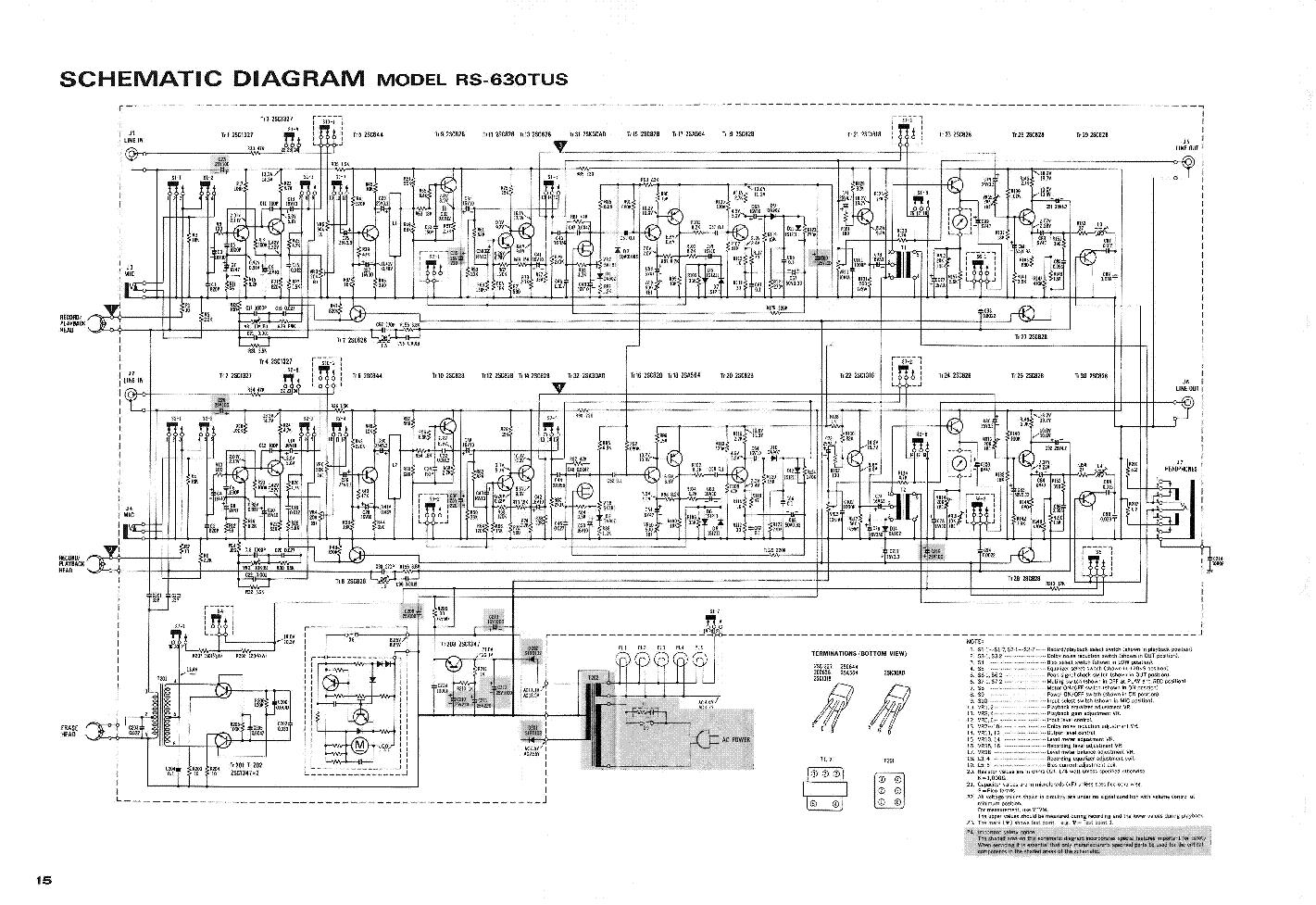 TECHNICS SU-X990D SM Service Manual download, schematics