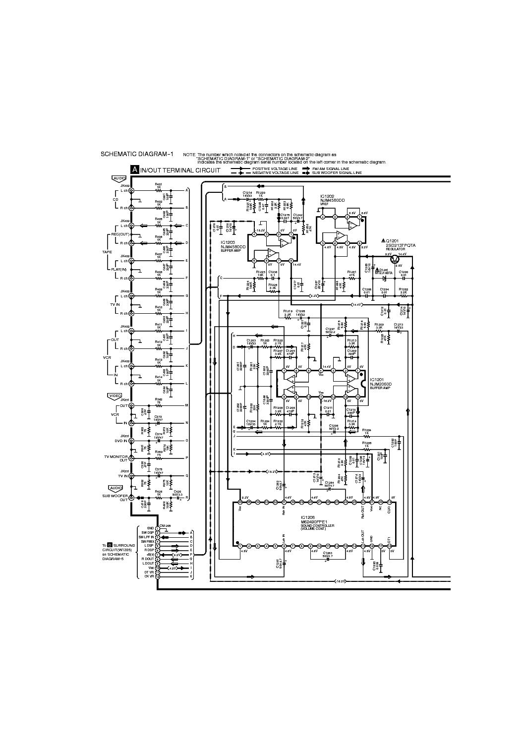 Technics Sa Dx940 Service Manual Download  Schematics  Eeprom  Repair Info For Electronics Experts